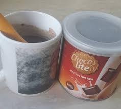 u achei incrível o Choco lite porque ele é feito com uma mistura de ingredientes naturais que te ajudam a