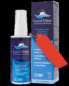Good Niterefeitos secundarios – criticas