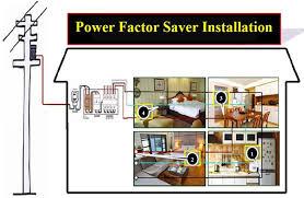 Power factor saver - efeitos- como usar - ordem