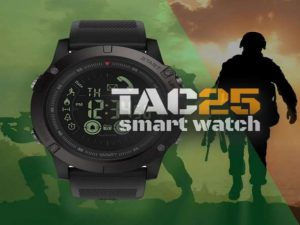 Tac 25 - Portugal - Creme - funciona - smart watch