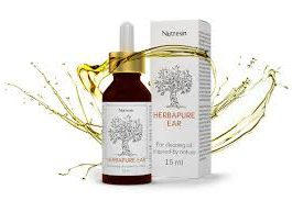 Nutresin - Herbapure Ear -como aplicar - comentarios - efeitos secundarios