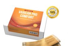 Varican Pro Comfort - Funciona - como usar - comentarios - Portugal - efeitos secundarios - como aplicar