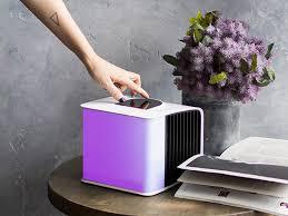 Cube air cooler - creme - Encomendar - Funciona