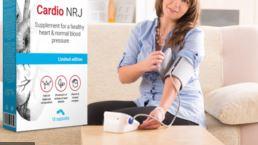 Cardio NRJ - para hipertensão - efeitos secundarios - criticas - Amazon