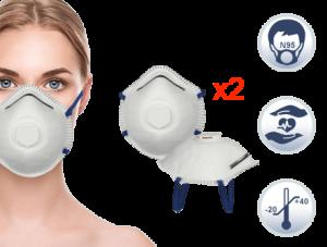 Coronavirus SafeMask