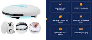 UV Cleanizer Zoom - lâmpada antibacteriana - criticas - preço - como usar