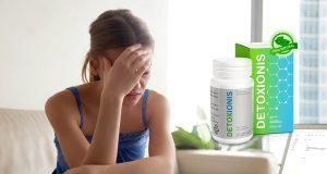 Detoxionis - para parasitas e vírus - capsule - preço - como aplicar
