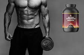 Nitro Strength - para massa muscular- preço - como usar - efeitos secundarios