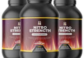 Nitro Strength - para massa muscular - pomada - preço - farmacia