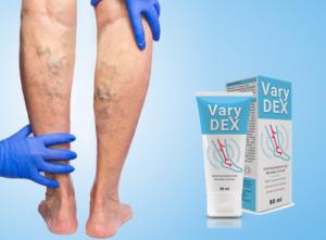 Varydex - para veias varicosas - capsule - criticas - Amazon
