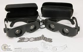 Glasses binoculars ZOOMIES - lupas - Portugal - como usar - Encomendar