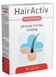 HairActiv - Amazon - pomada - como aplicar