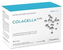 Colagella Pure - para rejuvenescimento - pomada - preço - farmacia