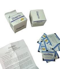 Diaprin - para diabetes - como usar - creme - Portugal