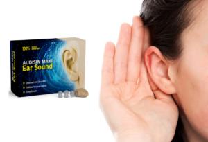 Audisin Maxi Ear Sound - creme - efeitos secundarios - Amazon