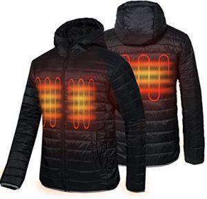 Heated Jacket - criticas - preço - forum - contra indicações